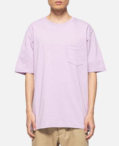 Egyptone Pocket T-Shirt (Light Purple)