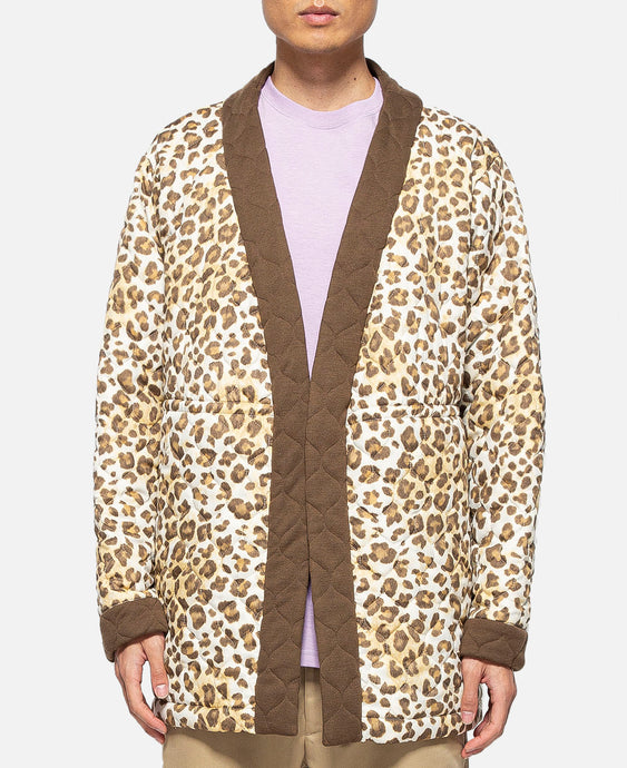 Leopard Relaxed Gui Jacket