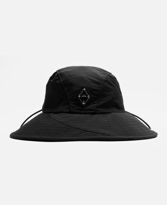 Contour Bucket Hat (Black)