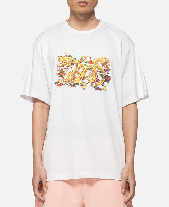 Dragon S/S T-Shirt (White)