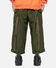 Extra Wide BDU Pants (Olive)