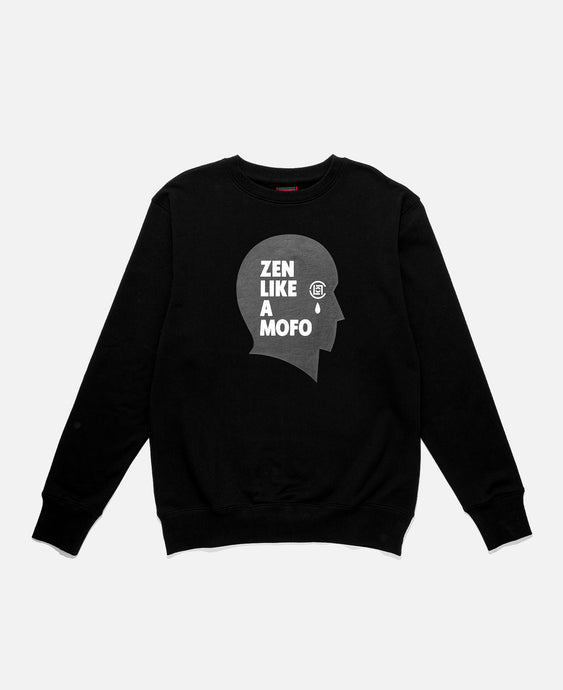 CLOT Head Crewneck (Black)