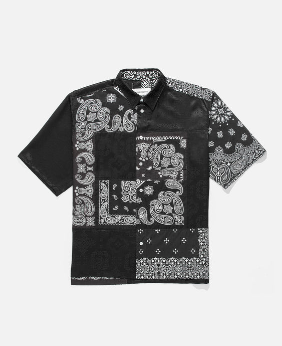 Bandana Shirt (Black)