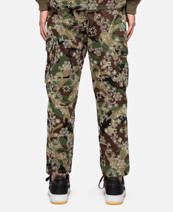 Paisley Camo 6 Pocket Pants
