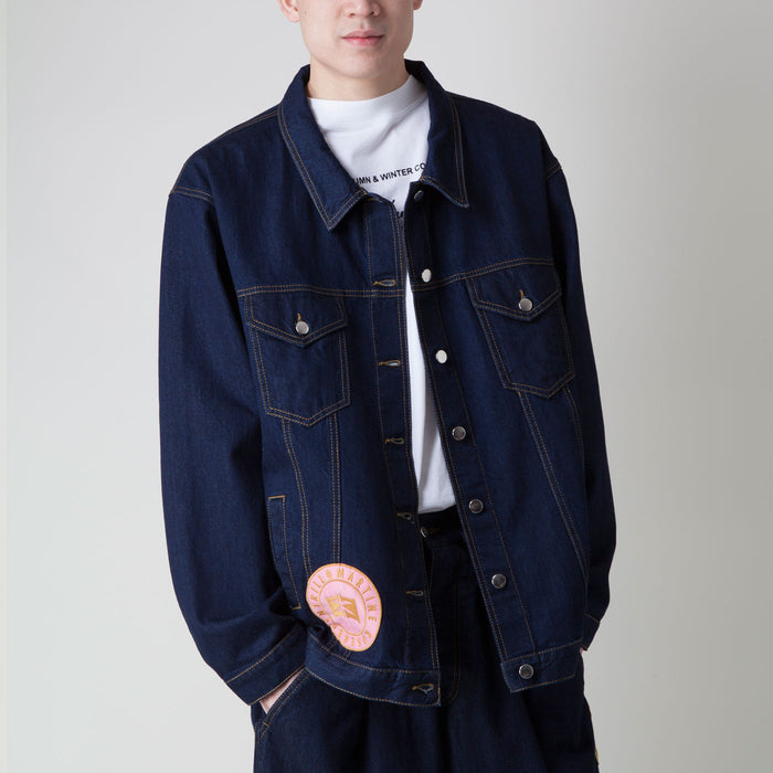BE DENIM JACKET