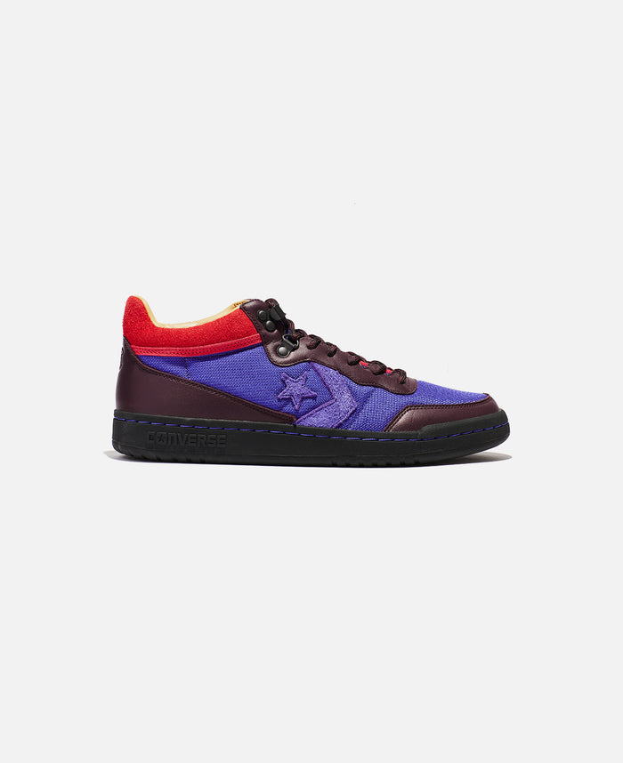 CLOT X CONVERSE FASTBREAK MID Royal Blue/Catawba Grape/Peat