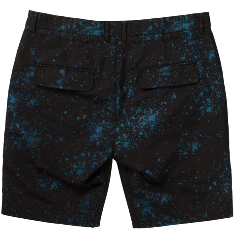 SPECKLE JACQUARD SLIM FIT SHORT