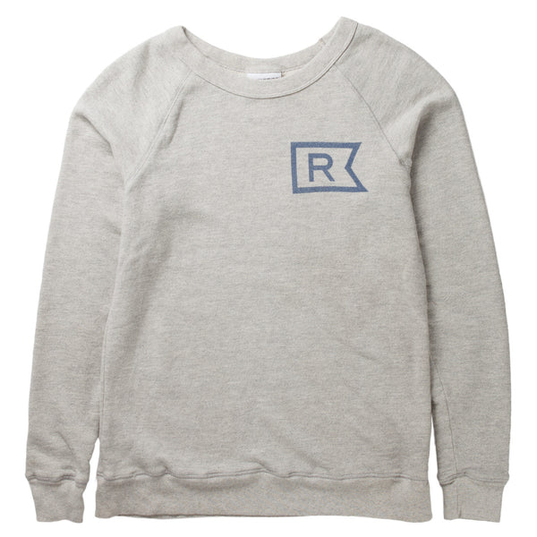 RXMANCE FLAG CREW NECK SWEATSHIRT