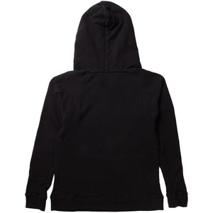 HOOPS HOODY (BLACK)