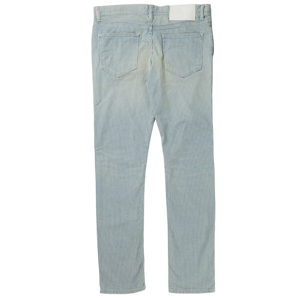 DENIM PANTS (GREEN)