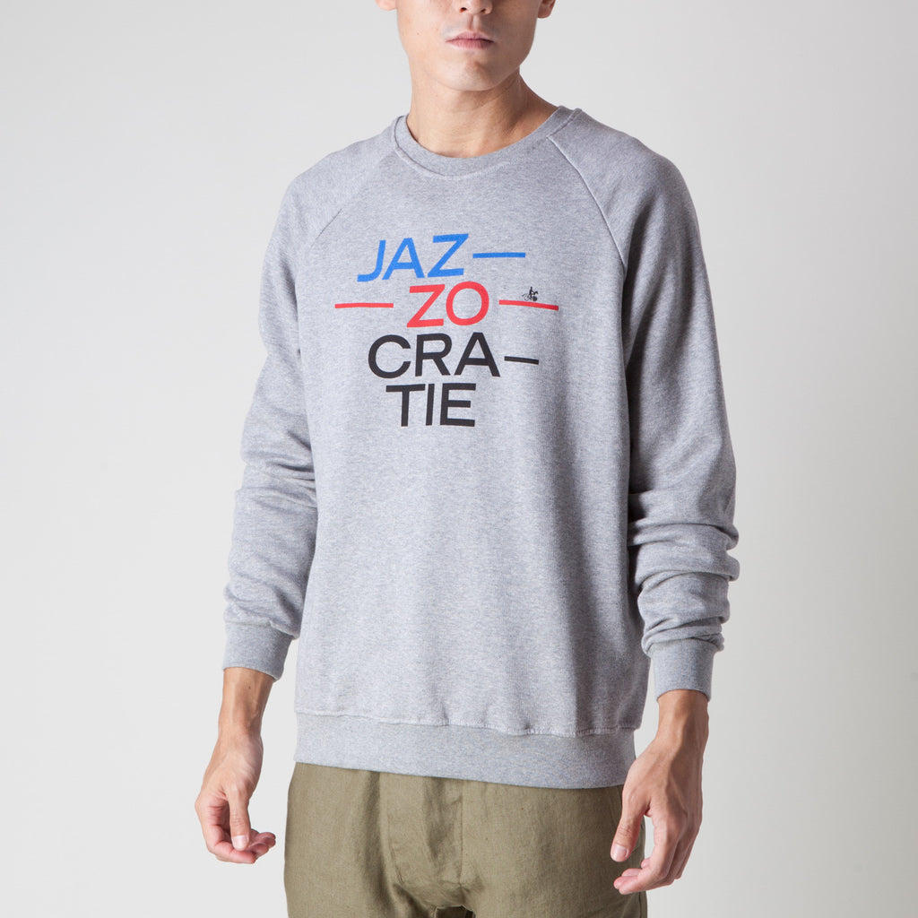 JAZZOCRATIE SWEAT