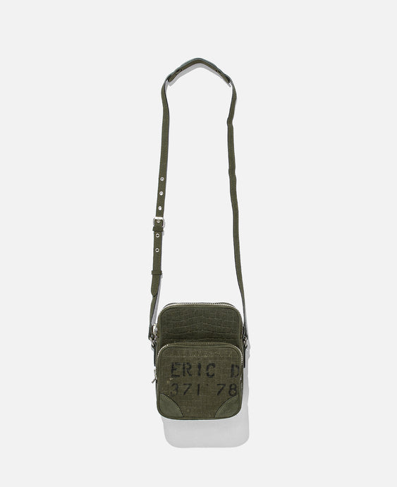 Small Shoulder Bag (Olive)