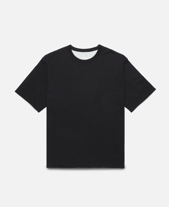 Reversible T-Shirt (Black)