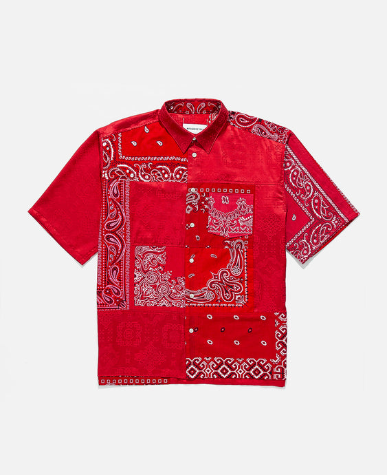 Bandana Shirt (Red)