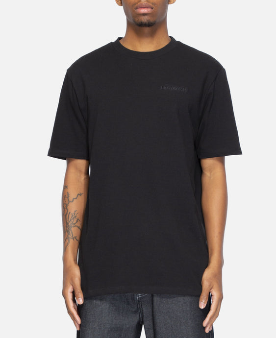 12 Oz S/S Logo T-Shirt (Black)