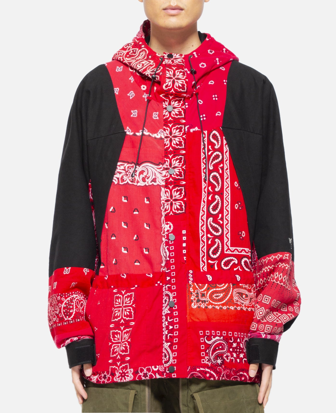 Mountain Parka (Red)