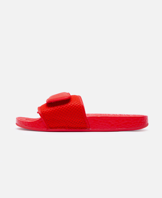 Chancletas HU Slides (Red)