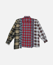 Rebuild By Needles 7 Cuts Flannel Shirt