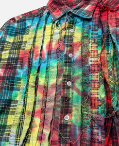 Rebuild By Needles Tie Dye Ribbon Shirt