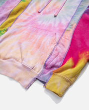 Rebuild By Needles 5 Cuts Tie Dye Hoodie