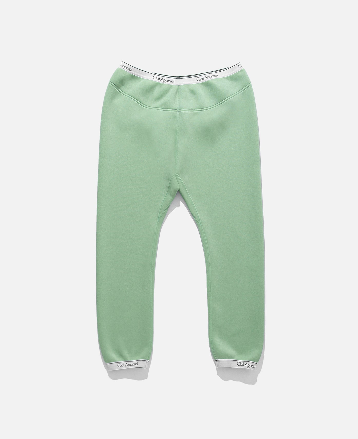 CLOT Apparel Elastic Pants (Green)