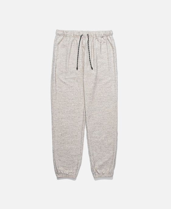 Cotton Sweat Pants (Beige)