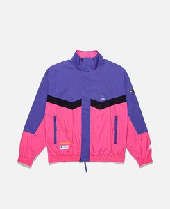 Summer Truck Jacket By Starter Black Label (Pink)