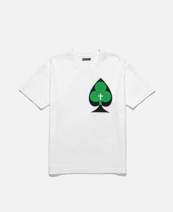 Clover T-Shirt (White)
