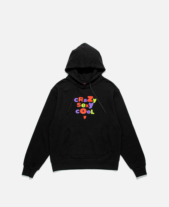 Crazy Sexy Cool Hoodie (Black)