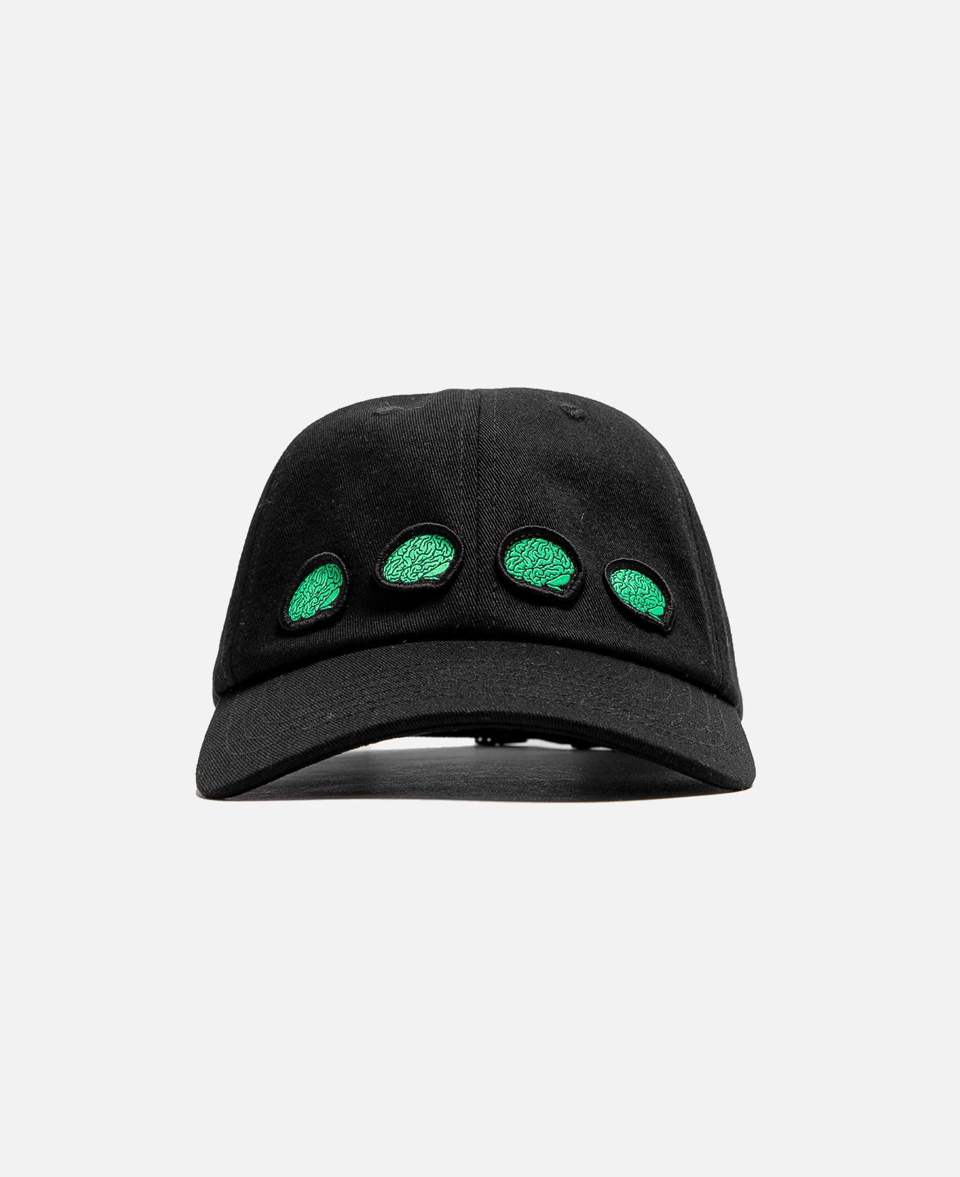Brain Dad Cap (Black)