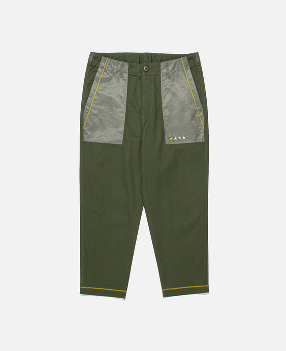 Military Pants (Olive)