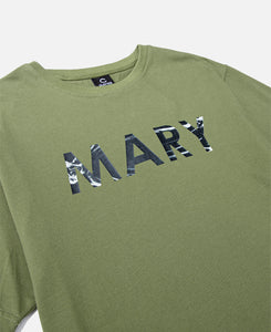 Mary S/S T-Shirt (Olive)
