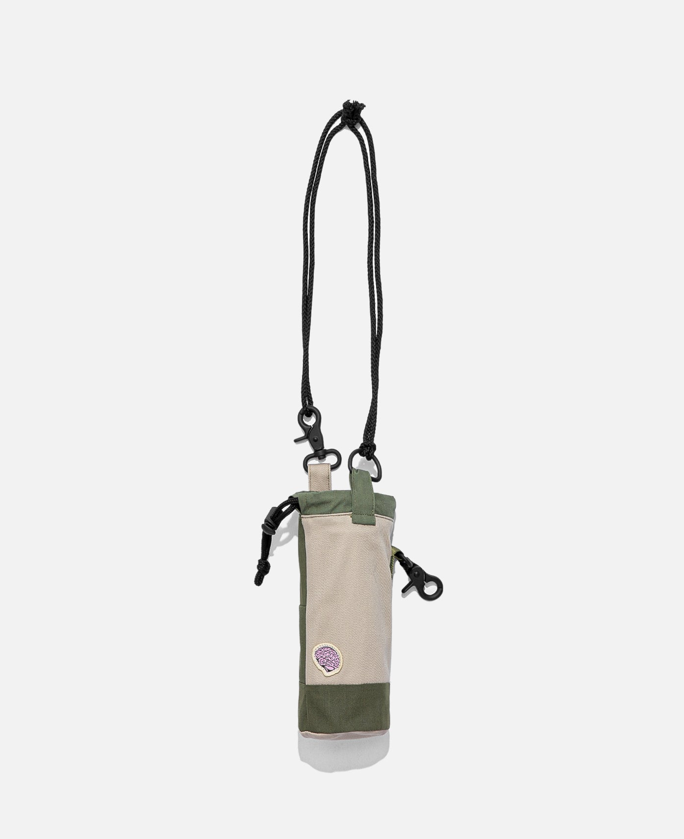 Brain Bottle Bag (Olive)