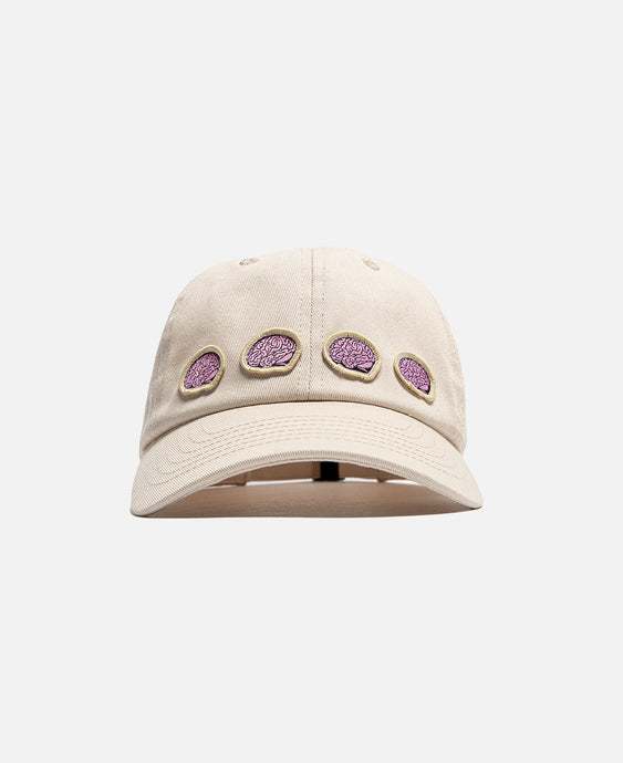 Brain Dad Cap (Beige)