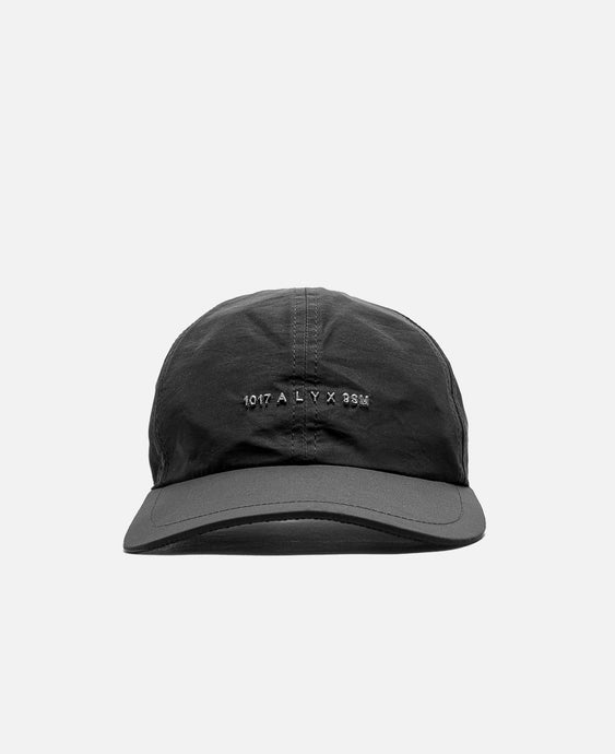 Logo Hat With Buckle