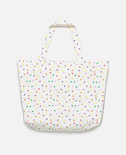 CLOTTEE Beach Club Tote (White)