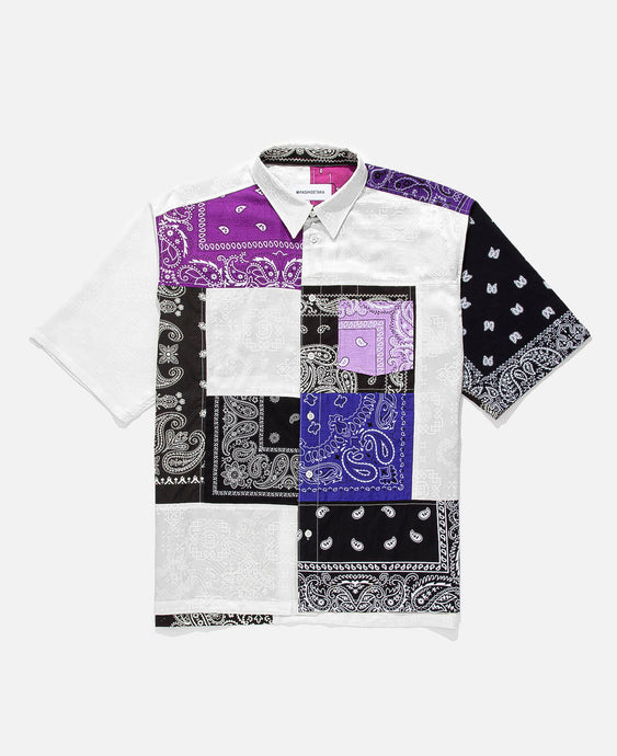 Bandana Shirt (White)