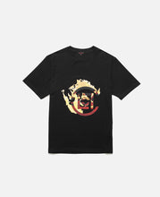 Logo Flame T-Shirt (Black)
