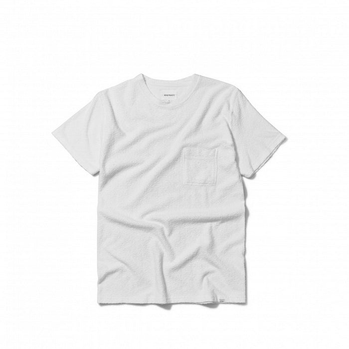 NIELS JAPANESE POCKET (WHITE)