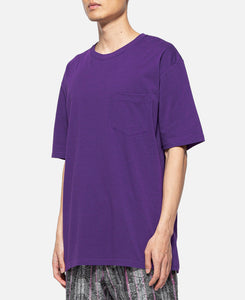 Egyptone Pocket T-Shirt (Purple)