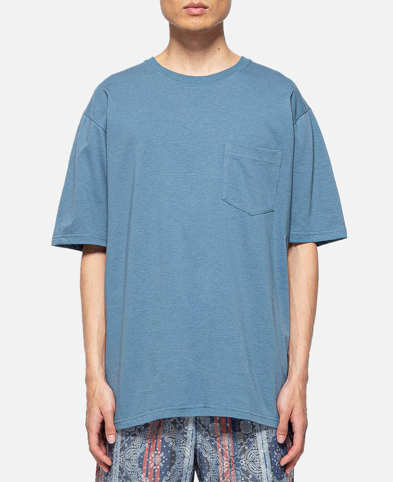 Egyptone Pocket T-Shirt (Blue)