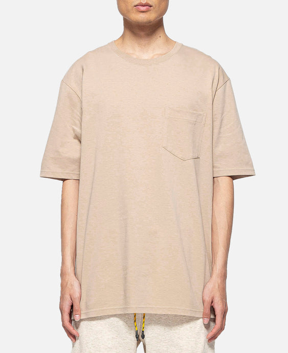 Egyptone Pocket T-Shirt (Beige)