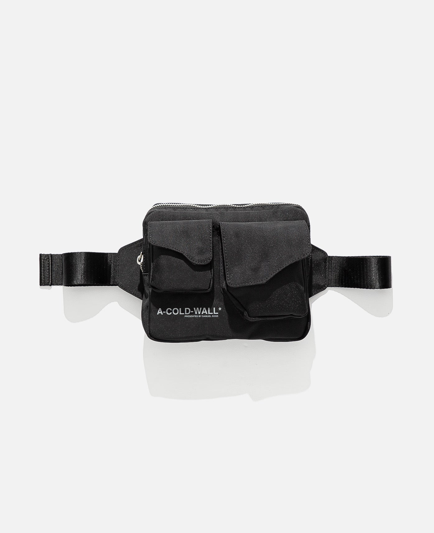 ACW Logo Abdomen Bag (Black)
