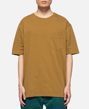 Egyptone Pocket T-Shirt (Brown)