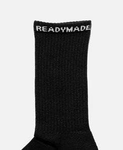 3P Crew Socks (Black)