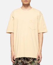 Egyptone Pocket T-Shirt (Yellow)