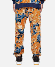 Tiger Clouds Sweat Pants (Blue)