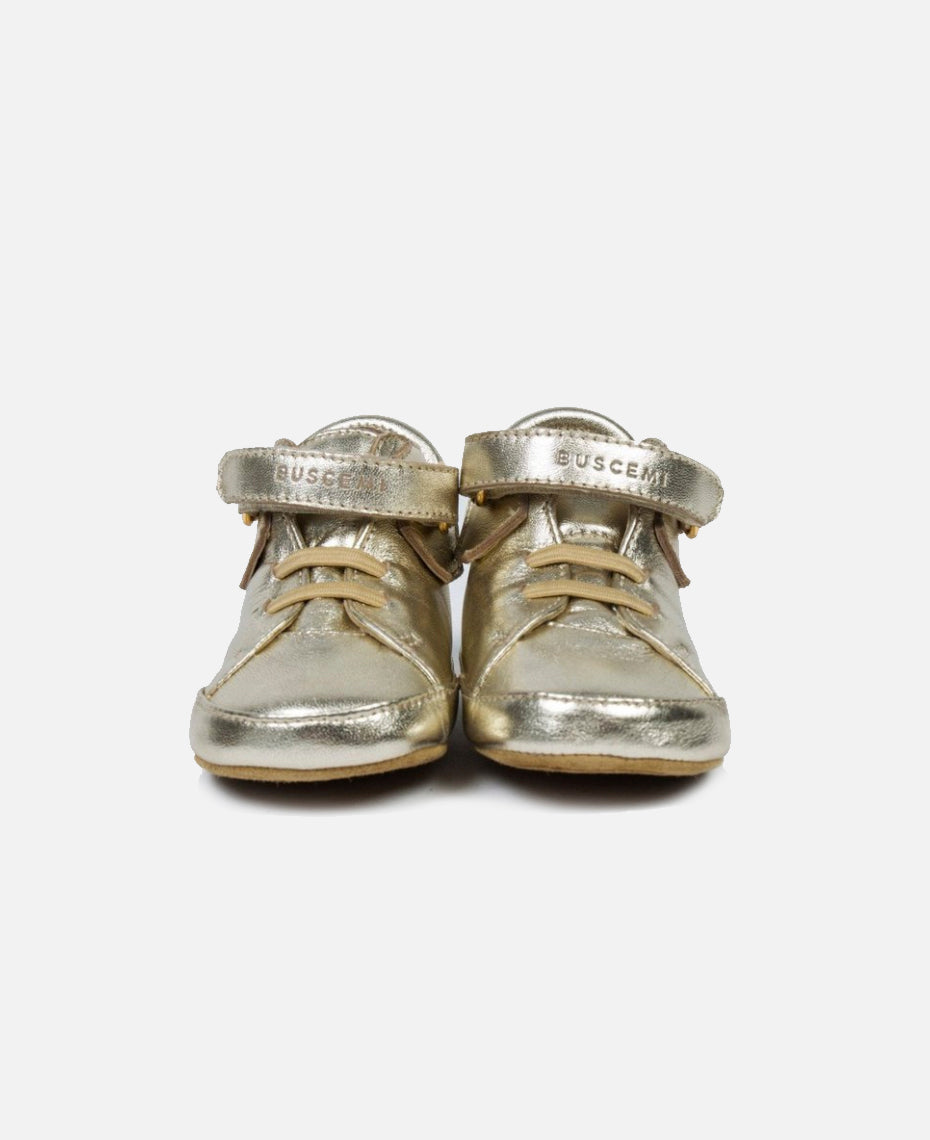 100MM BABY SNEAKER (GOLD)