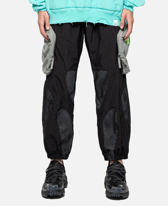 Virus Track Pants (Black)