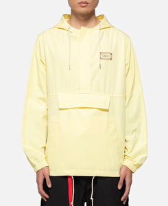 Chicken Foot Anorak (Yellow)